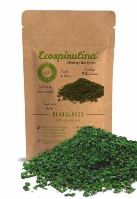 Espirulina 100% natural en Granulados - Costa Rica