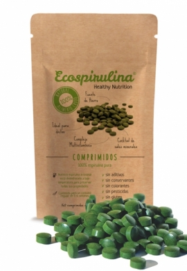 Espirulina pura en Pastillas - Costa Rica